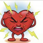 عصبانیت به قلب آسیب میزند